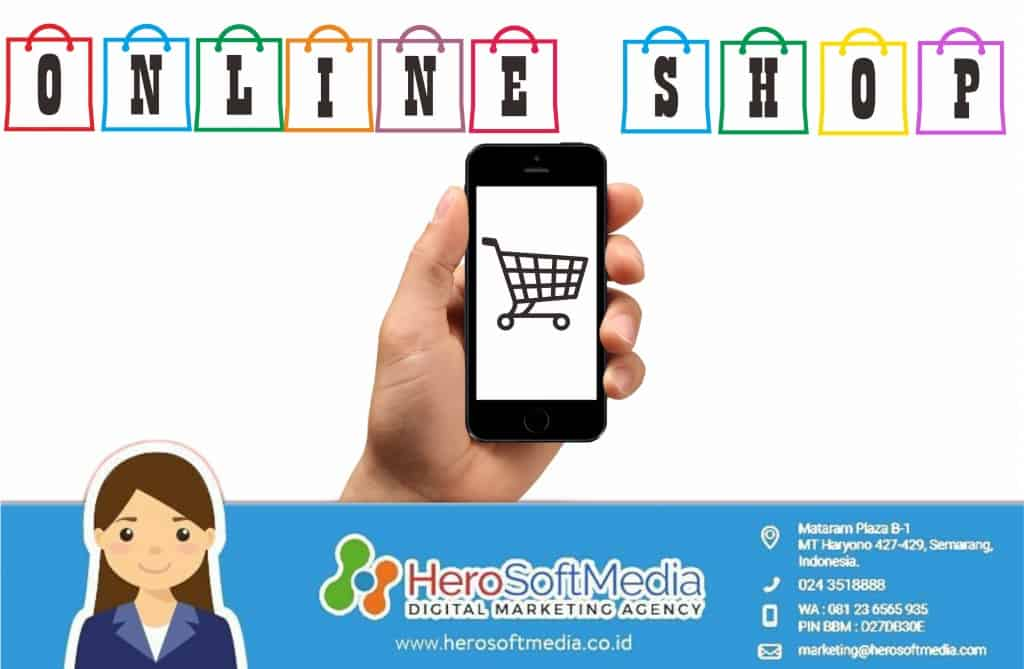 Membuat Website Online Shop