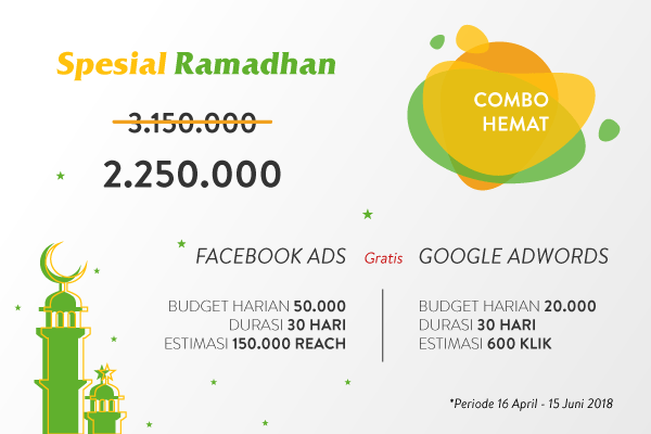 Promo Ramadhan Marketing