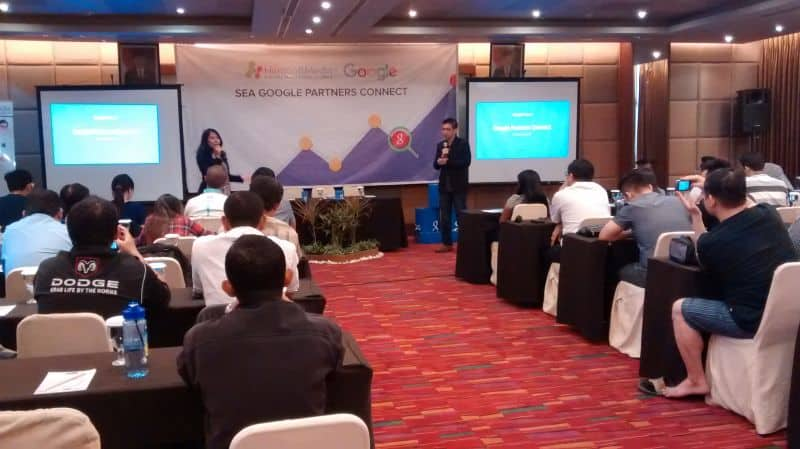 Google Partners Connect Indonesia